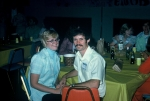 (023) 1975 Reunion Evening Event:Mary Alice and Kenneth Miller.