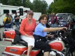2010 Girl Friends Trip to New Hampshire.  Paula Mikel-Clements and Judy Glasgow-Hatsfield... road Trip.